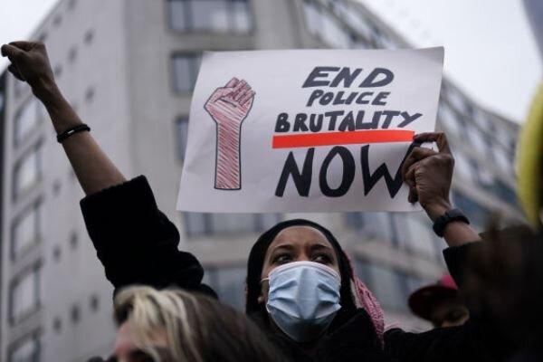 بیش از ۷۰ تن از تظاهرکنندگان در بروکسل بازداشت شدند
