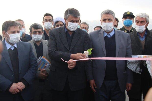 پروژه محور شاهرود-آزادشهر ۲ساله به اتمام میرسد