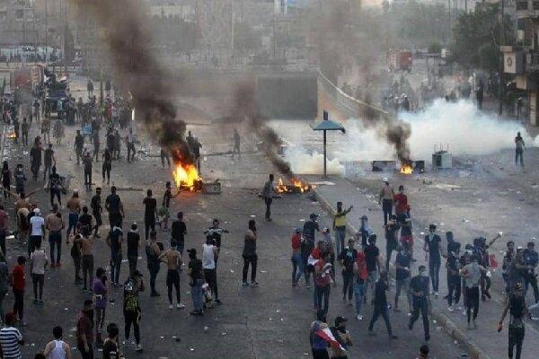 اعتراضات،اكتبر،صهيونيستي،عراق،امارات،عربستان