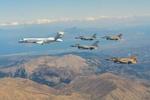 مناورة علنيّة مشتركة بين سلاحي الجوّ الإسرائيلي والإماراتي