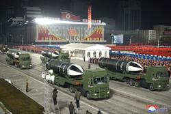 رونمایی کره شمالی از موشکهای بالستیک جدید