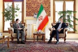 Iran, China emphasize on confronting 'unilateralism'