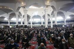 نماز عبادی سیاسی جمعه قم به امامت آیت الله اعرافی برگزار می شود