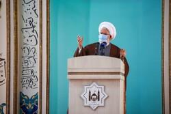 اقامه نماز عبادی سیاسی جمعه در زنجان