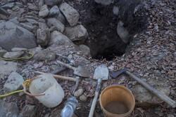 دستگیری باند حفاران غیر مجاز در دهلران