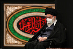 Leader attends 2nd night of Hazrat Zahra mourning ceremony