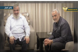 """برنامه ویژه شبکه المنار از """"آخرین دیدار"""" سیدحسن با سردار سلیمانی/ ماجرای تماس تلفنی با ابومهدی"""