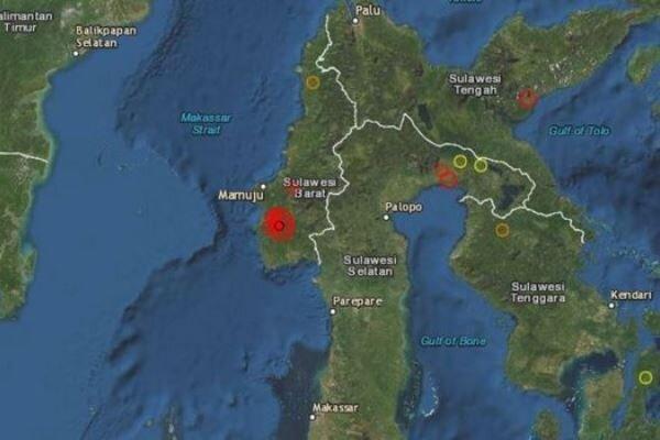 Endonezya'da 6,2 şiddetinde deprem: 8 ölü