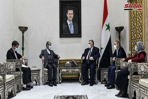 Syria terms ties with Iran 'deep-rooted'