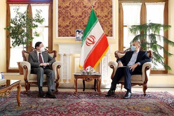Çin'in Tahran Büyükelçisi İranlı yetkili ile görüştü