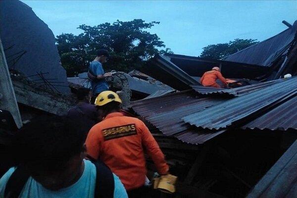 شمار کشتههای زلزله اندونزی به ۴۲ نفر افزایش یافت