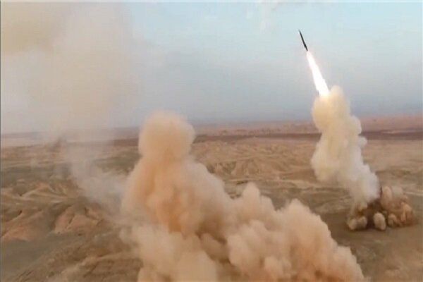Major General points to messages of today's IRGC drill