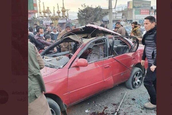 انفجار در پایتخت افغانستان/ ۲ نفر کشته و زخمی شدند