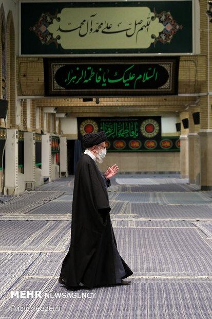 2nd night of Hazrat Zahra (PBUH) mourning ceremony