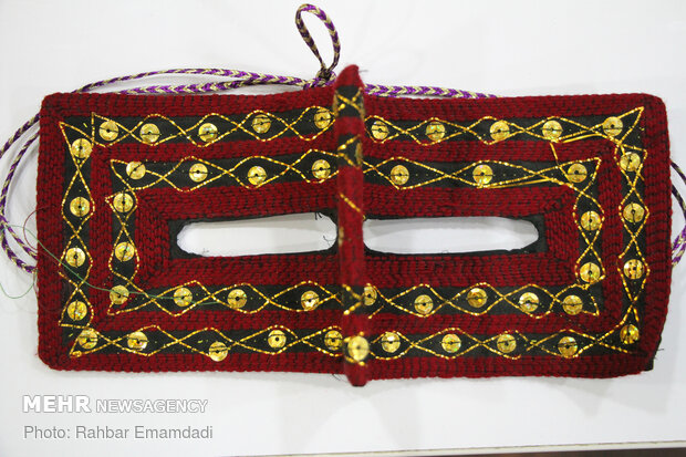 Handicrafts hidden treasure of Hormozgan province