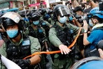 آمریکا شش مقام هنگ کنگ را تحریم کرد