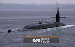 رصد زیردریایی آمریکایی توسط ارتش