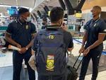 کراچی پہنچنے والی جنوبی افریقہ کرکٹ ٹیم کے کھلاڑیوں کے کورونا ٹیسٹ منفی