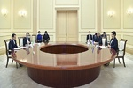 Iranian, Uzbek officials emphasize expansion of Parl. ties