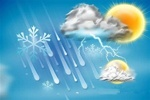 برف و کولاک چهارمحال و بختیاری را فرا می گیرد
