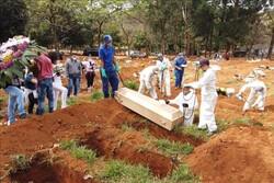 شمار قربانیان کرونا در جهان از مرز ۲ میلیون نفر گذشت