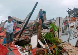 خسارات زلزله شدید ۶.۲ ریشتری در اندونزی