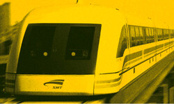 قطار برقی با سرعت ۴۰۰ مایل برساعت در چین ابداع شد