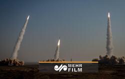 رشیا ٹوڈے میں ایرانی سپاہ کی میزائل توانائیوں کی طاقت اور قدرت کا مظاہرہ
