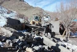 ۳۱۵ متر از اراضی ملی مهدیشهر رفع تصرف شد