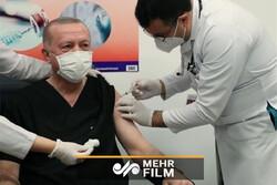 اردوغان واکسن چینی «سینوواک» زد