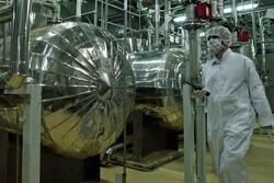 تروئیکای اروپایی خواهان عدم دستیابی ایران به سلاح هسته ای شد