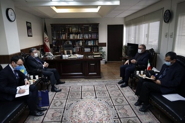 Official urges setting up Iran-Kazakhstan joint Security WG