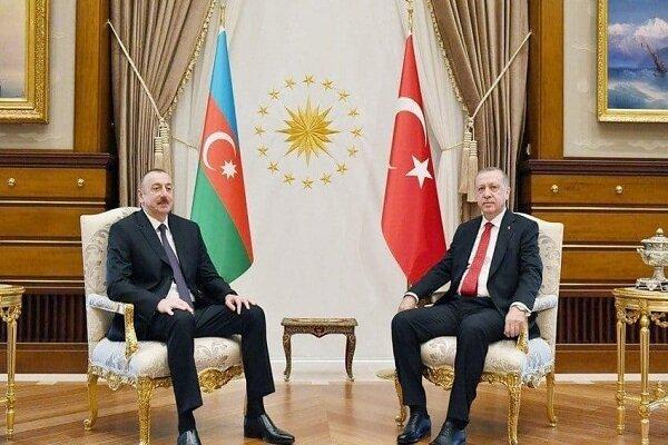 Aliyev, Cumhurbaşkanı Erdoğan ile telefonda görüştü