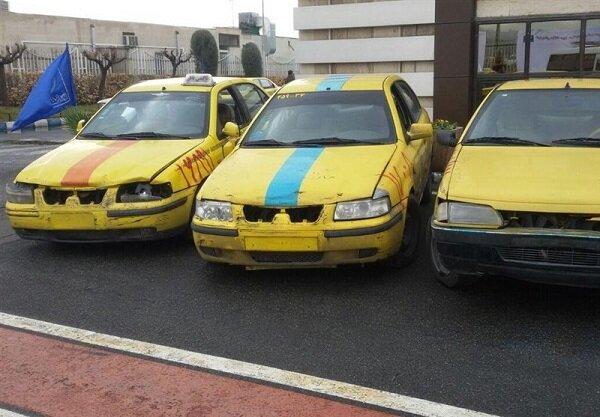 فرسودگی ۶ هزار تاکسی درون شهری در رشت