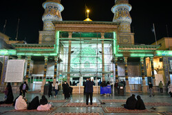 Tahran'da Hz. Fatıma'nın (s.a) şehadet yıldönümü merasmi