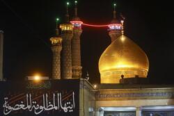 Qom hosting mourners of Hazrat Fatameh (PBUH)