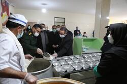 افتتاح اولین آشپزخانه دائمی نیکوکاری در اردبیل