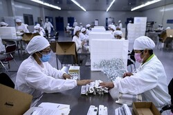 Pekin'de yaklaşık 1.7 milyon kişiye koronavirüs aşısı yapıldı