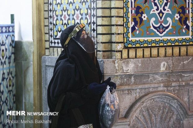 Qom hosts mourners of Hazrat Fatameh (PBUH)