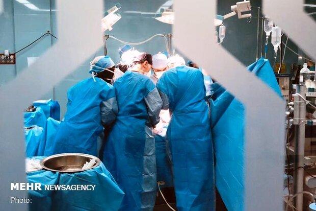 نخستین عمل پیوند قلب در خوزستان انجام شد