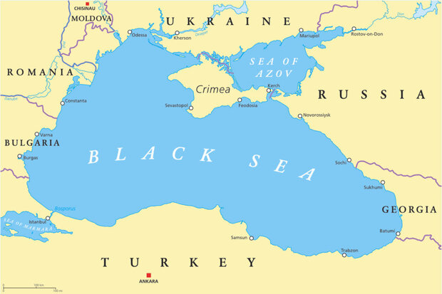 Russian vessels sinks off Turkey's coast