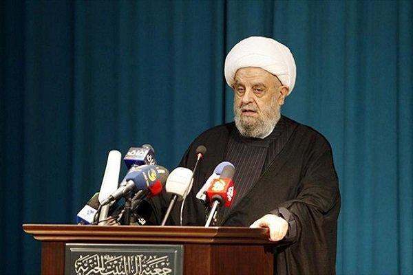 الجمهورية الإسلامية الإيرانية اصبحت قوة عظمى بوجه المستكبرين