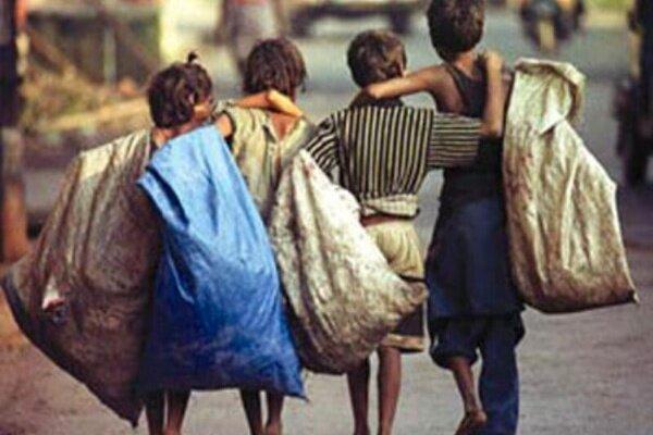 ۷۰ درصد کودکان کار در گلستان غیرایرانی هستند