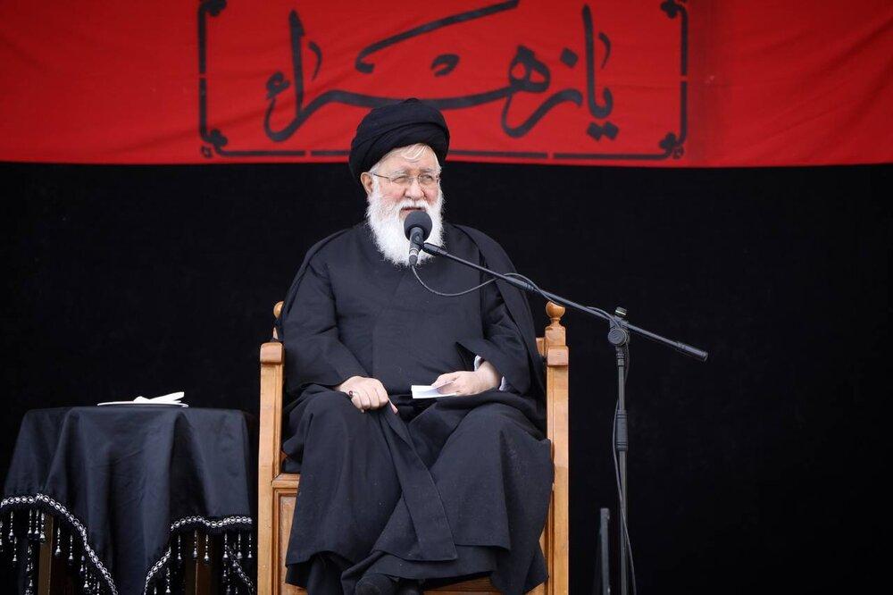 مقتلخوانی آیتالله علمالهدی/ کینهها سبب شهادت حضرت فاطمه(س) شد