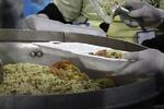 ۷۵ هزار پرس غذای گرم در گناباد توزیع شد