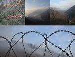 آتش سوزی جنگلهای نوار مرزی آذربایجان و ایران وارد نهمین روز شد