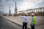 إنتاج 11 مليار متر مكعب من الغاز في المصفاة الثامنة من حقل بارس الجنوبي