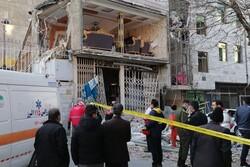 انفجار گاز در محمدشهر یک کشته و  ۴ مصدوم برجا گذاشت