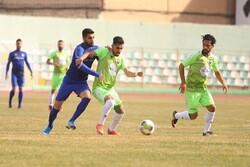 تساوی خانگی خیبر خرمآباد مقابل استقلال خوزستان