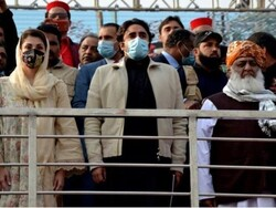 پاکستانی حکومت کا پی ڈی ایم کو ریڈ زون میں احتجاج کی اجازت دینے کا فیصلہ